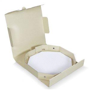 กระดาษลูกฟูกรองอาหาร-แปดเหลี่ยม-ขนาด-9-นิ้ว-2