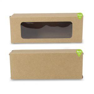 กล่องกระดาษคราฟท์-มีหน้าต่าง-ทรงสูง-24-ซม-หน้าหลัง