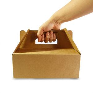 กล่องกระดาษคราฟท์-มีหูหิ้ว2