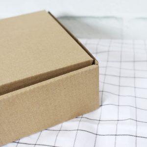 กล่องใส่อาหารทะเล (Size S) ขนาด 35x19x6 ซม.