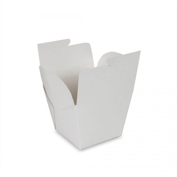 กล่องกระดาษใส่อาหาร To go ทรงสูง size M3