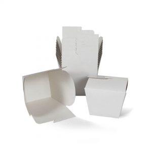 กล่องกระดาษใส่อาหาร To go ทรงสูง size S