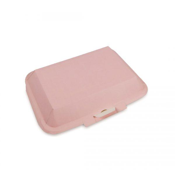 กล่องข้าว ใส่อาหารปลอดภัย สีชมพู 725 ml.2