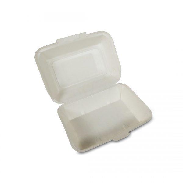 กล่องข้าว ใส่อาหารปลอดภัย สีชมพู 725 ml.6