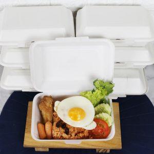 กล่องข้าว ใส่อาหารปลอดภัย 600 ml.3