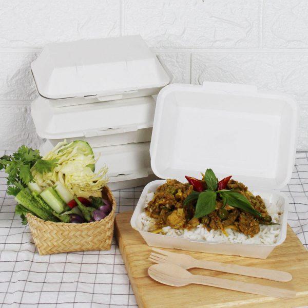 กล่องข้าว ใส่อาหารปลอดภัย 725 ml.2