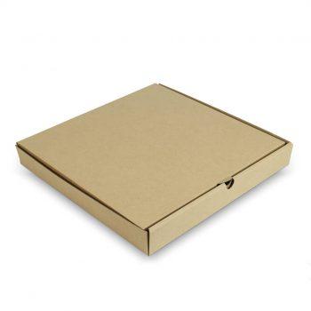 กล่องพิซซ่าสี่เหลี่ยม ขนาด 16 นิ้ว 40.7 x 40.7 x 4.5 ซม.