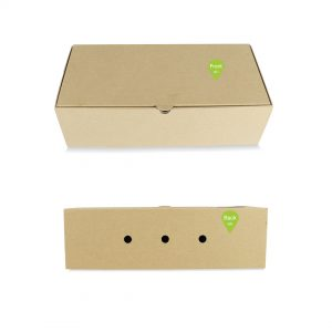 กล่องใส่อาหารทะเล (Size L) ขนาด 38x18x11.5 ซม.