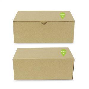 กล่องไก่ทอด (Size M) ขนาดเดียวกับกล่อง KFC