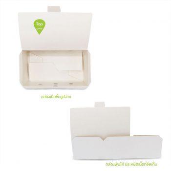 กล่องไก่ทอด-สีขาว-(Size-M)