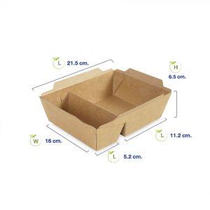 กล่องไฮบริด-2-ช่อง-2100-ml-dimension