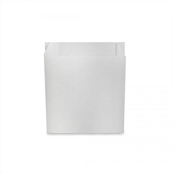 ซองกระดาษคราฟท์สีขาว 18.5x15x3 cm-2