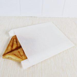 ซองกระดาษคราฟท์สีขาว 22x16x3 cm-3