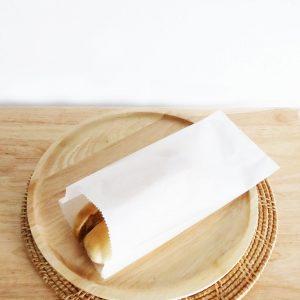 ซองกระดาษคราฟ์ สีขาว แบบซองยาว3