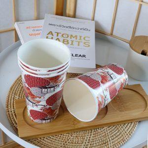 แก้วกระดาษลายศาลาญี่ปุ่น-ขนาด-16-ออนซ์-(แก้วเย็น)
