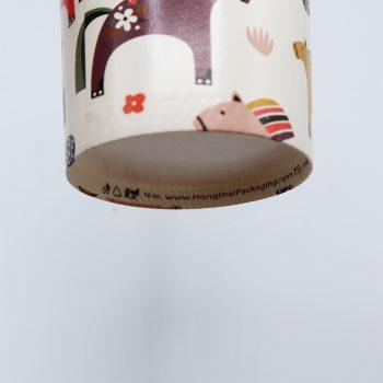 แก้วกระดาษ-ลายม้าการ์ตูน-16-ออนซ์-4