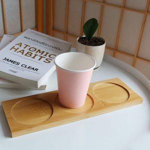 แก้วกระดาษ-สีชมพูพาสเทล-8-ออนซ์
