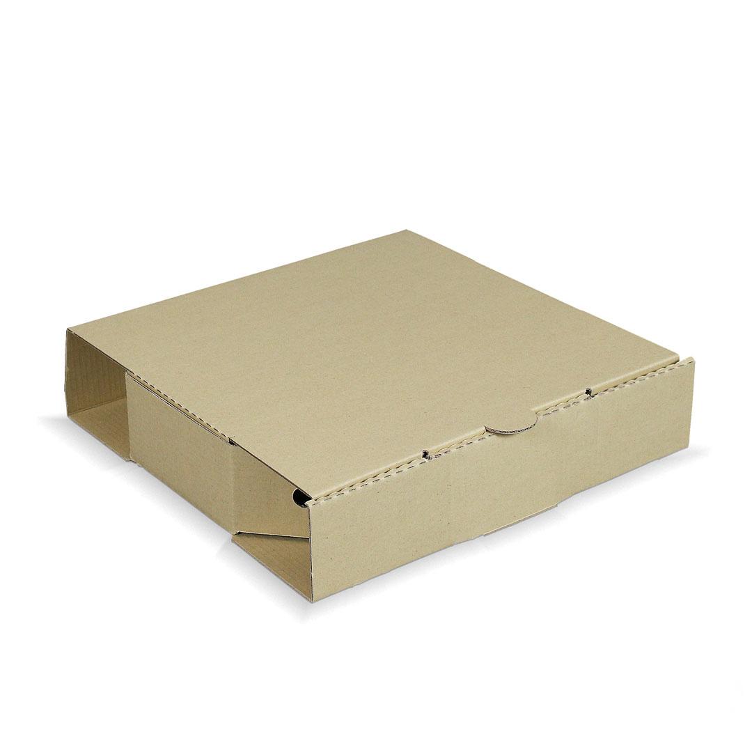 กล่องพิซซ่าแปดเหลี่ยม ขนาด 9 นิ้ว 24.7 x 24.7 x 5.3 ซม.