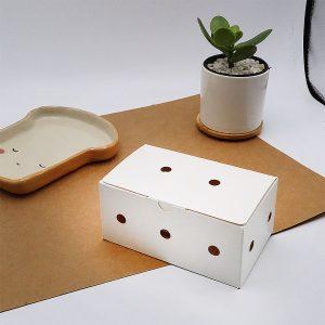 กล่องไก่ทอดบอนชอน-สีขาว-3-4-ชิ้น-(Size-S)