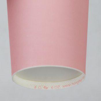 แก้วกระดาษสีชมพูพาสเทล-6-ออนซ์-3
