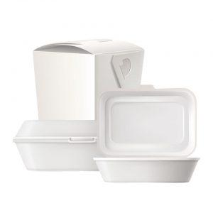 กล่องกระดาษใส่อาหาร / กล่องข้าว