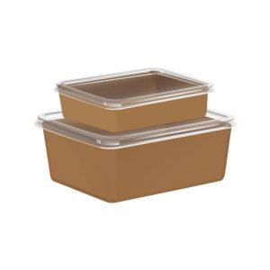 กล่องไฮบริด / กล่องพร้อมฝา