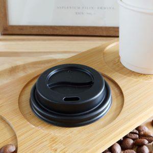 ฝายกดื่ม ใช้กับแก้วร้อน 2 ชั้น 4 ออนซ์ (แก้ว shot กาแฟ)